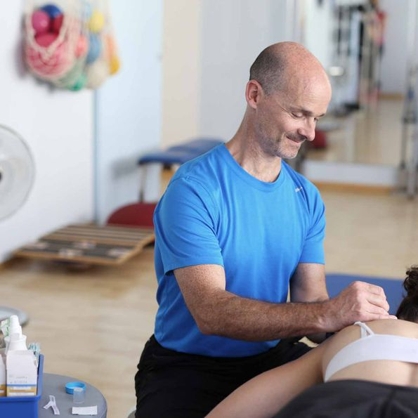 Dry Needling- Physiotherapie Zizers - Zizers